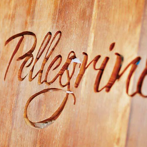Logotipo Pellegrino