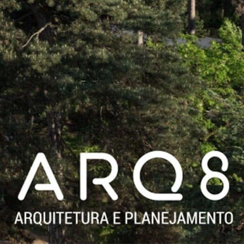 Branding para Arq8 Arquitetura