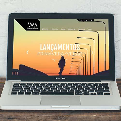 Website para Willemeurer