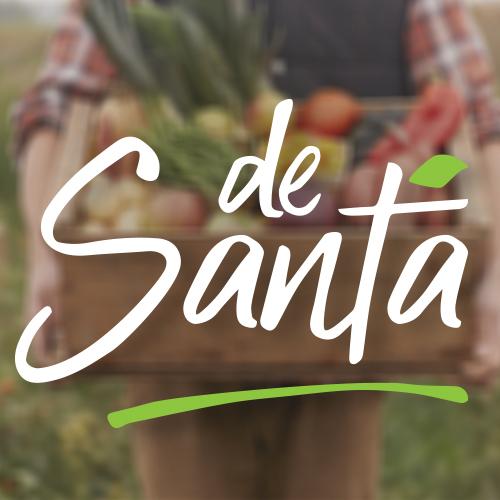 Logotipo De Santa