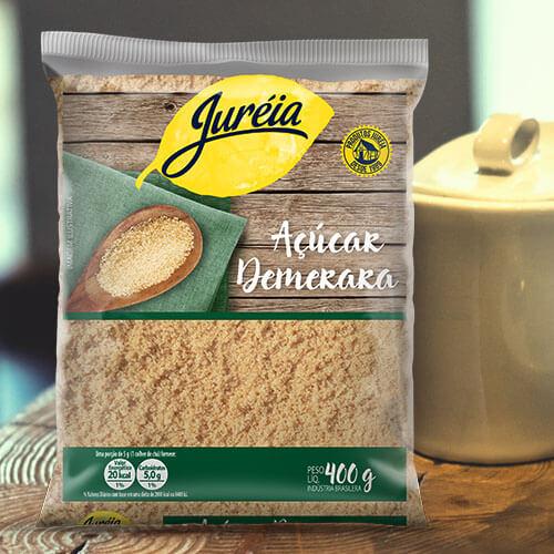 Embalagem para Açúcar e Sal Marinho Juréia