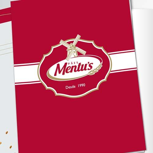 Branding para Mentu's