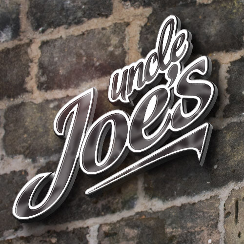 Branding para Burger Delivery Uncle Joe's