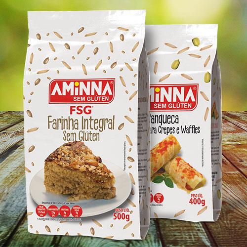 Embalagem para Farináceos Aminna