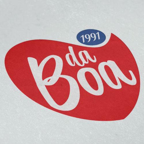 Branding para Massas Da Boa