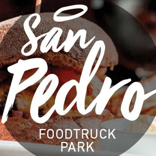 Branding e Espaço para Food Truck Park San Pedro