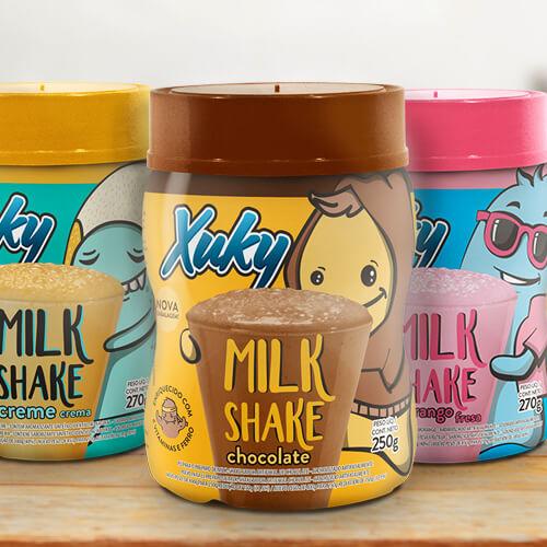 Embalagem para Milk-shake Bretzke