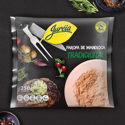 Embalagem para Farofa Juréia