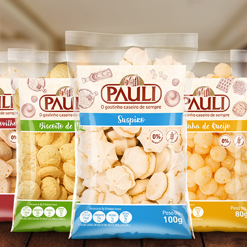 Redesign de Embalagem para Bolachas Pauli