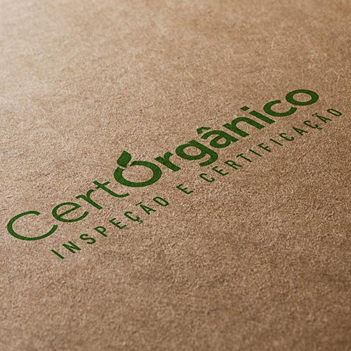 Branding para CertOrgânico