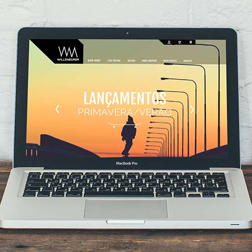 Website para Willemeurer