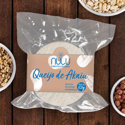 Embalagem para Alimentos Funcionais Nulu