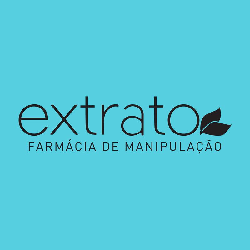 Branding para Farmácia Extrato
