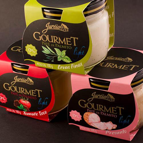 Embalagens para Conservas e Patê Gourmet
