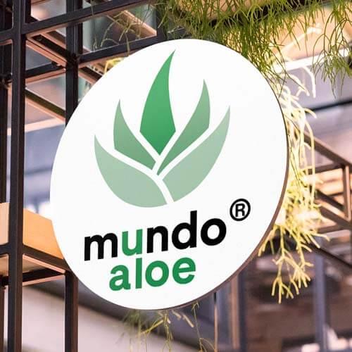 Branding para Mundo Aloe®
