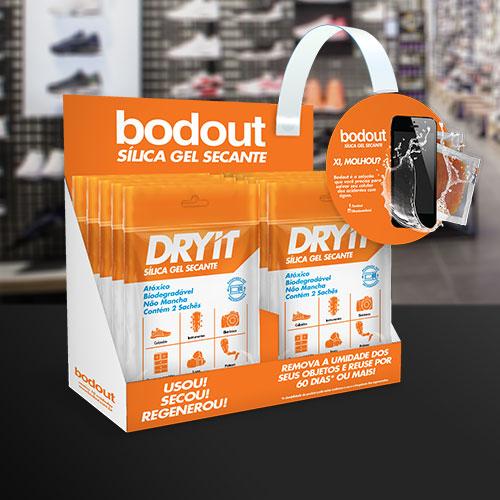 Branding PDV para Bodout