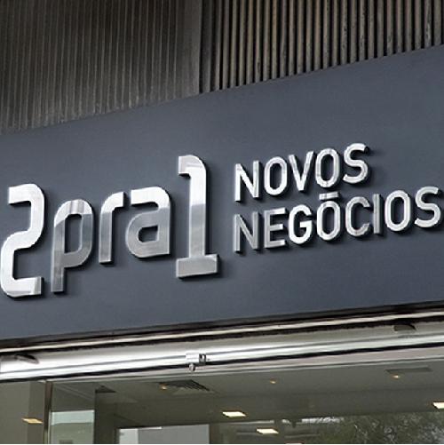 Branding para 2pra1