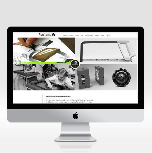 Website para 2pra1
